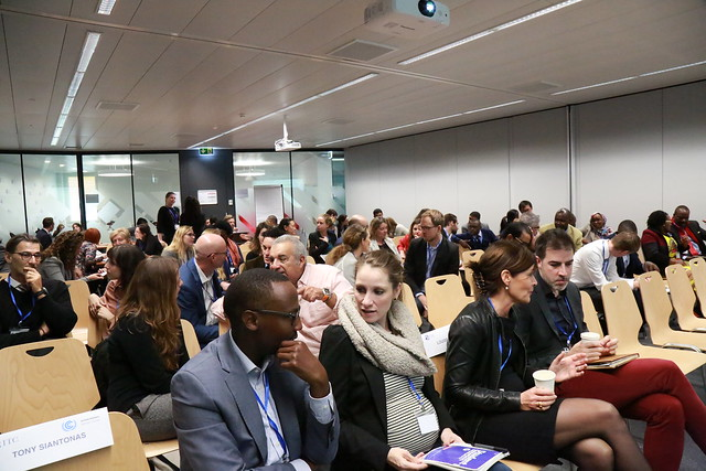 Photo:14-Geneva workshop on climate resilience for the farm sector By Climate Centre