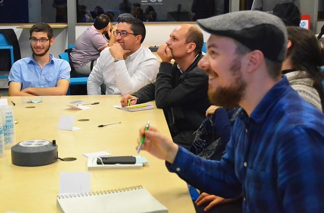 Soirée de lancement Mobili'Play - Grenoble