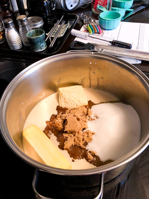 Anna Olson's Irish Creamy Fudge
