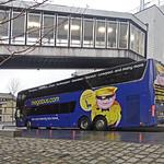 megabus to Aberdeen