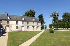 2018.06.22.094 MEZIDON-CANON - Château de Canon, salle des rosières - Photo of Condé-sur-Ifs