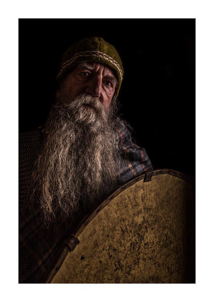 Saxon Portrait