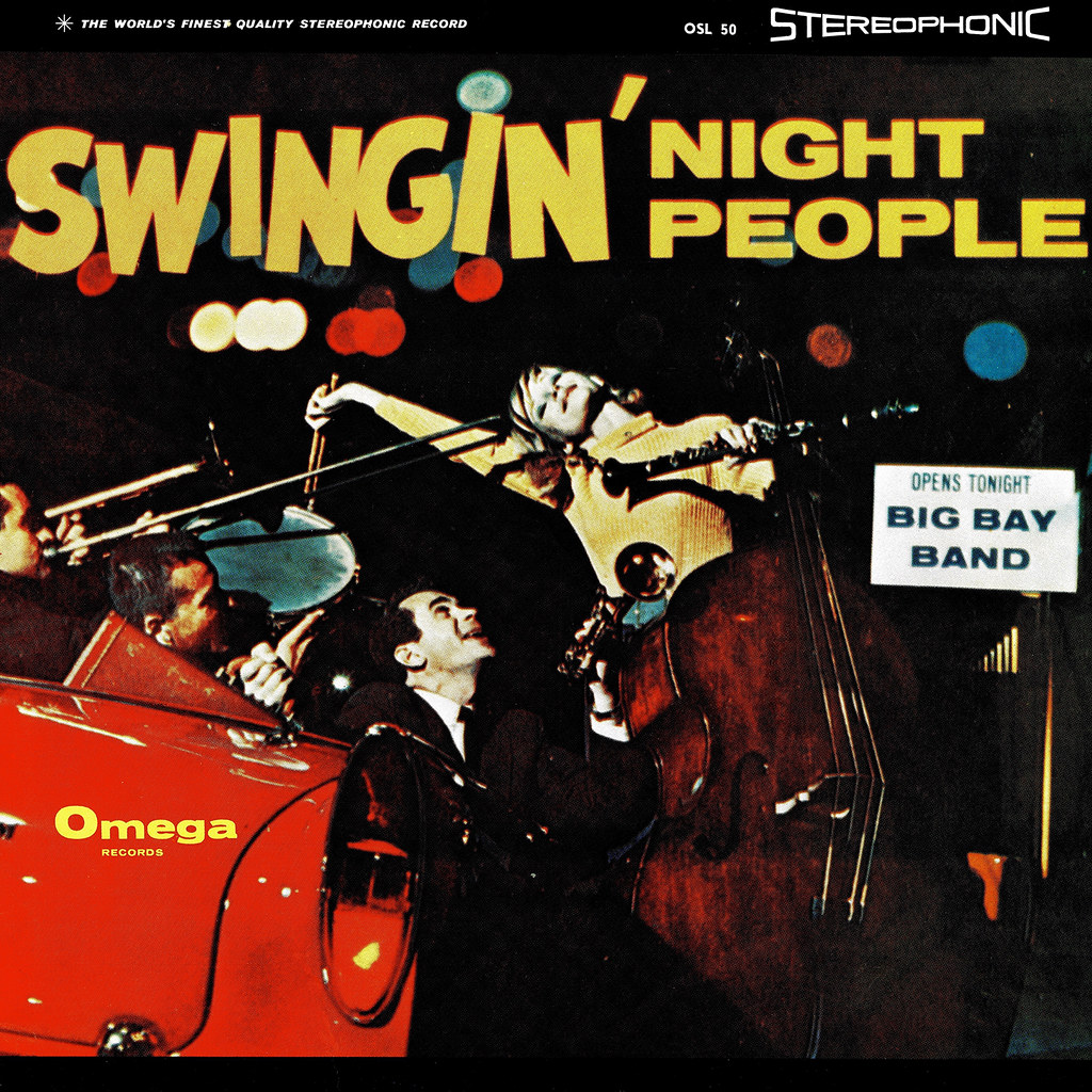 Francis Bay - Swingin' Night People