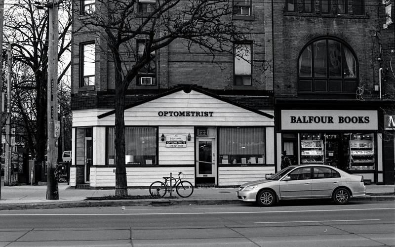 Optomertrist Balfour Books_
