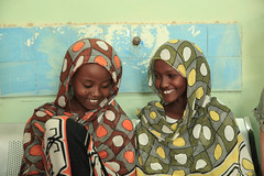 Faffi Abdulkadir and Ruqqia Abdulkadir a 12 and a 13 years old sisters have survived a first degree mild FGM