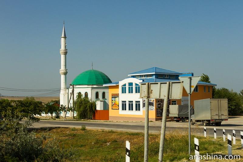 Мечеть Байбугъа джамиси в Ближнем, Крым