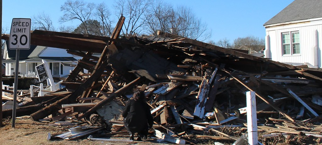 2019-01-21 Post-Tornado Wetumpka Walking Tour
