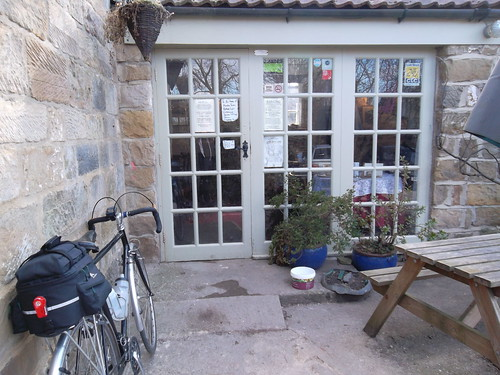 Glebe Cottage, Kildale.  Cyclists Welcome