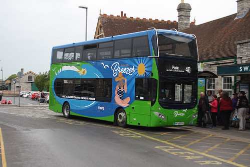 Go South Coast 1708 HF66DSO