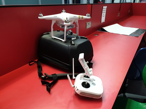 DJI Preflight on the Clonmel Digital Campus | by Bernie Goldbach