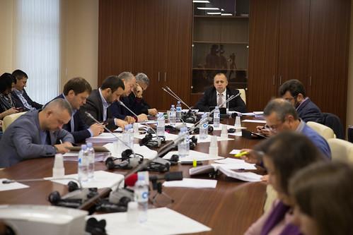 21.11.2018 Şedinţa Comisiei economie, buget şi finanţe