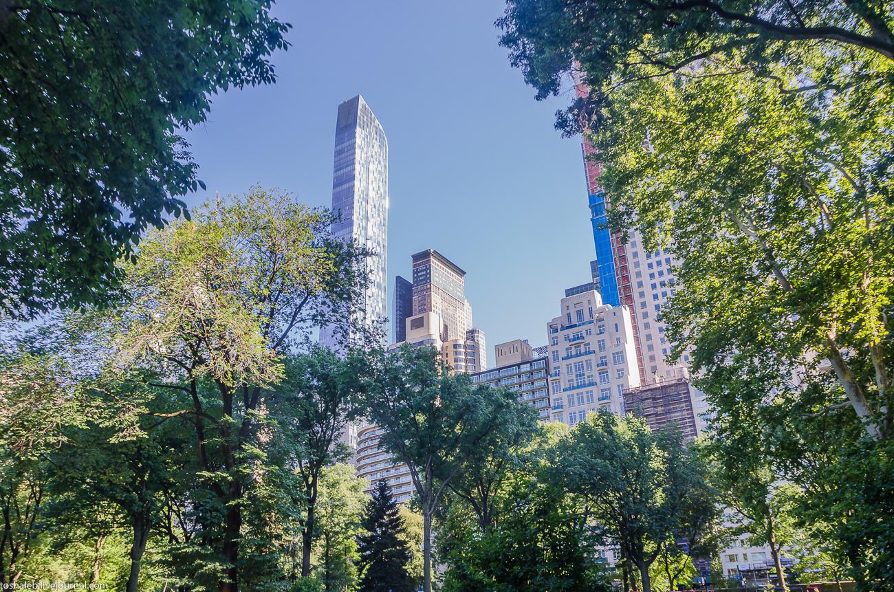 Нью-Йорк_Central Park_Times Square-24