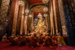 ถ่ายงานบวช วัดบวร (Wat Bowon Bangkok)
