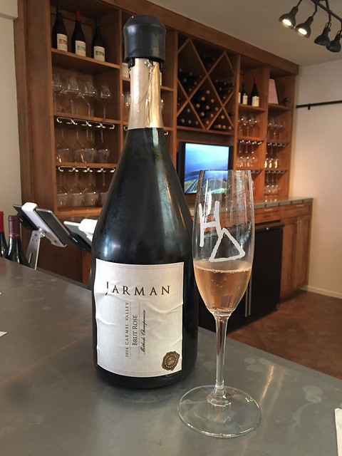 Jarman Brut Rose Magnum