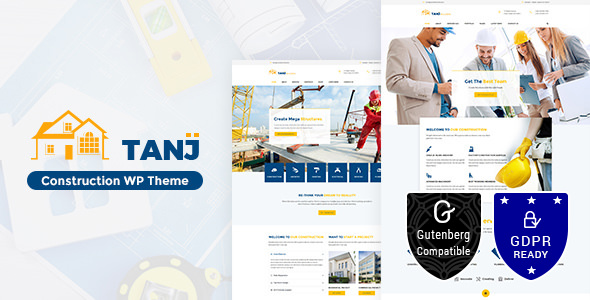 Tanj Construction v1.3 – Architecture, Construction Theme