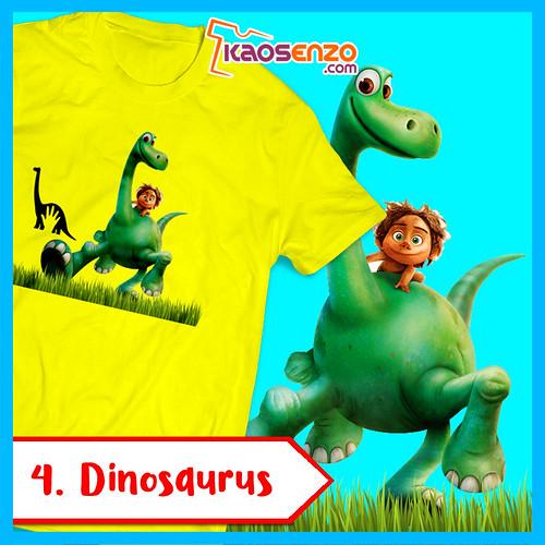 kaos_couple_family_keluarga_custom_ultah_anak_dinosaurus