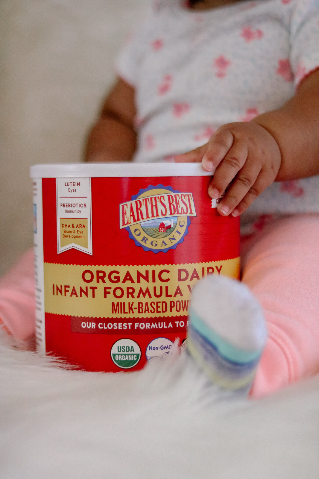 How to Find the Perfect Formula as a First Time Mom #EarthsBestAtWalmart