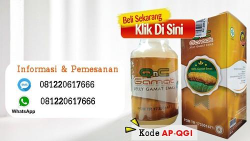 Apotik Penjual QnC Jelly Gamat Kota Bukittinggi