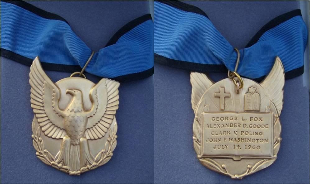 Chaplain's Medal for Heroism