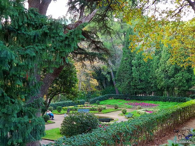 Pasar la tarde en el laberinto de Horta  (5)