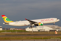 F-WWCM // 9H-SZN Air Senegal Airbus A330-941 MSN 1910