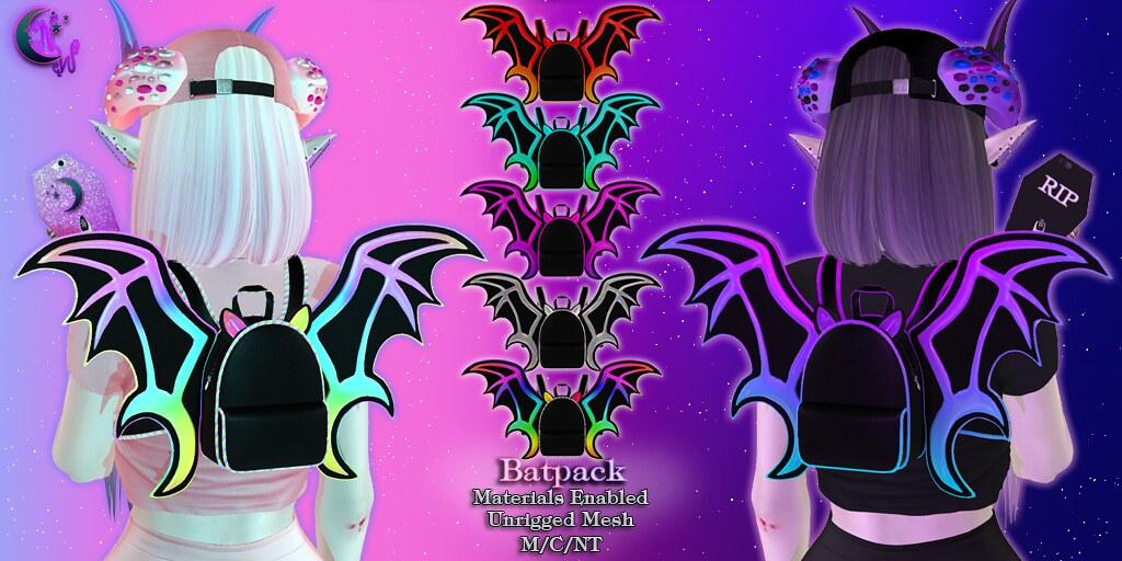 *NW* Batpack