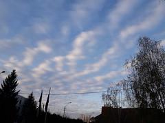 Tărgu Mureş Clouds