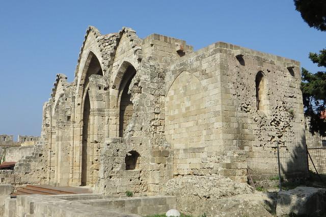 Rhodes : ville et citadelle, Canon POWERSHOT SX280 HS