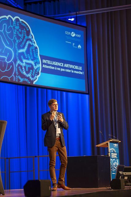 Conférence publique - Intelligence Artificielle - 28.11.2018
