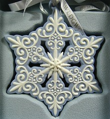 if you are going to be a snowflake, be a classy one
