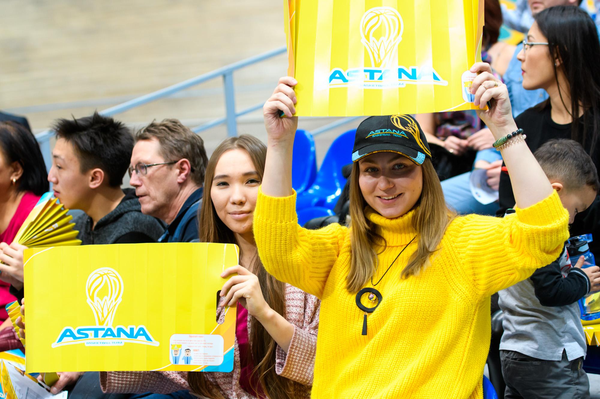 16/12/2018 Astana-Kalev 105:78