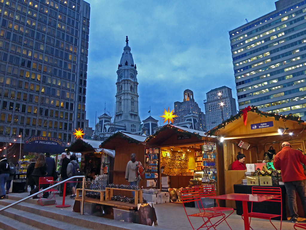Christmas Village Philadelphia.Christmas Village In Philadelphia Brooke Flickr