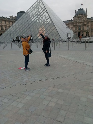 Trip to Paris 2018
