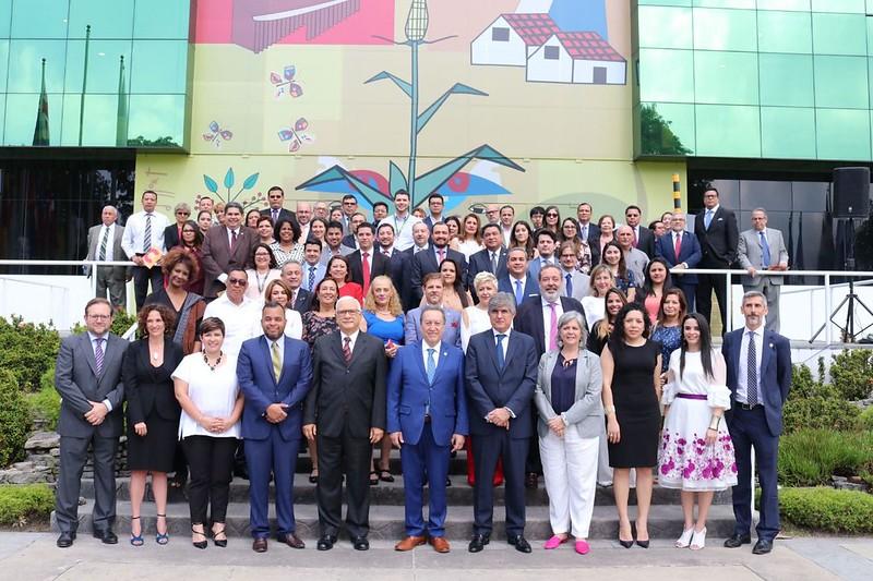 Conmemoración 12 años del Fondo España-SICA
