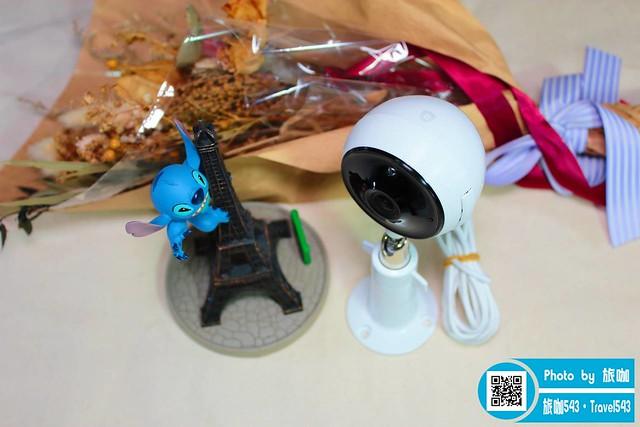 BANDOTT大眼睛Wifi監控攝影機