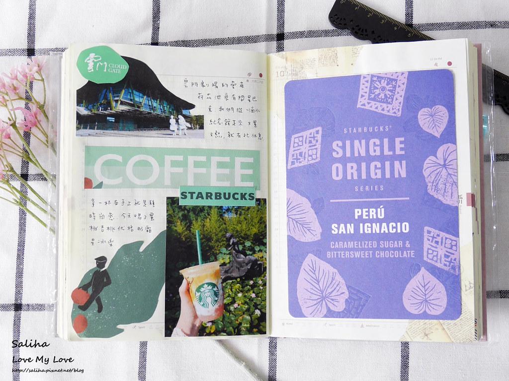手帳日記裝飾分享紙膠帶設計水彩遊記 (6)