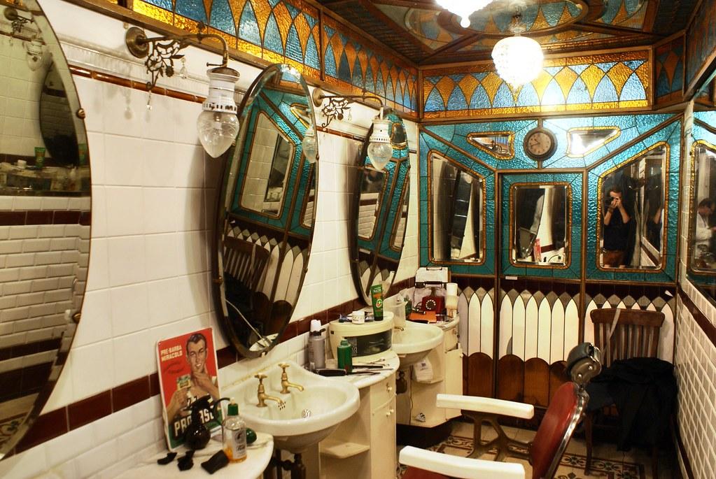 Barbier Giacalone : Rendez Art déco à Gênes