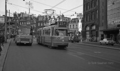 Tram & toeristen bus