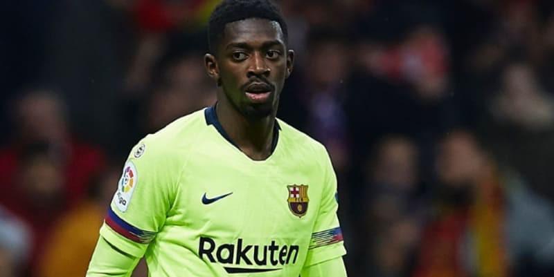 Barcelona harus membantu Dembele membuka bakatnya