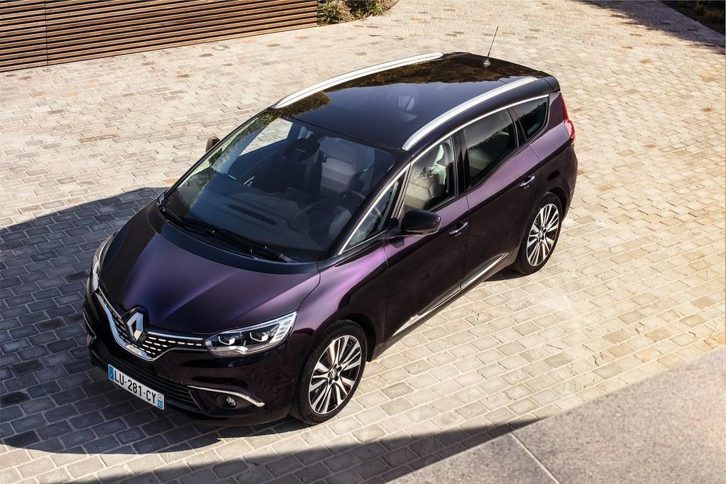 Comprar Renault Grand Scénic