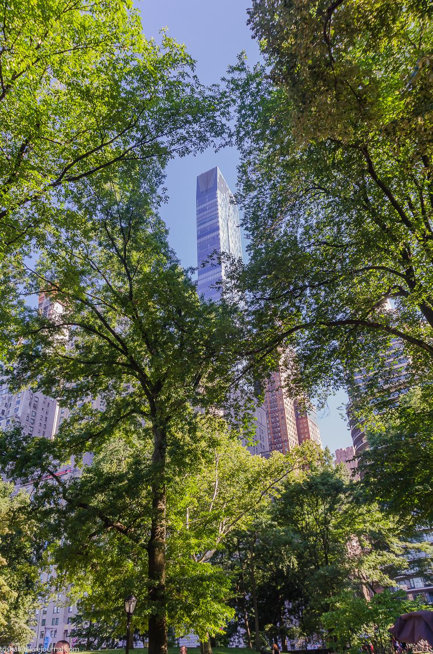 Нью-Йорк_Central Park_Times Square-27