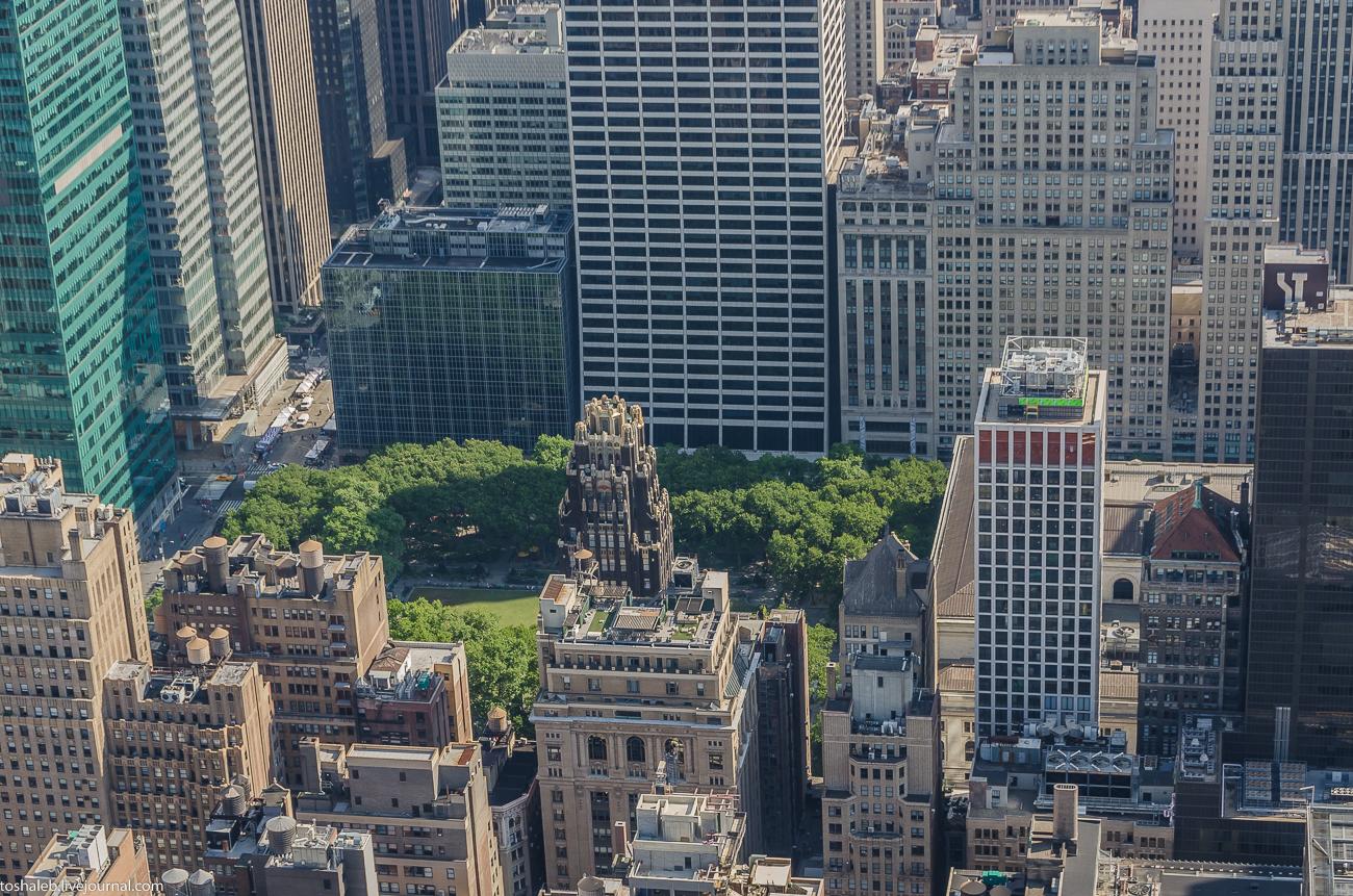 Нью-Йорк_Empire State Building-32
