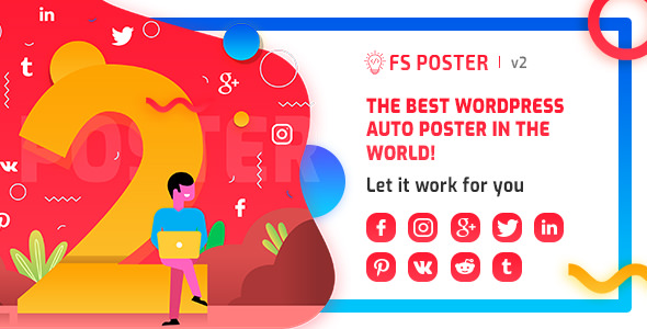 FS Poster v2.6.0 - WordPress auto poster & scheduler