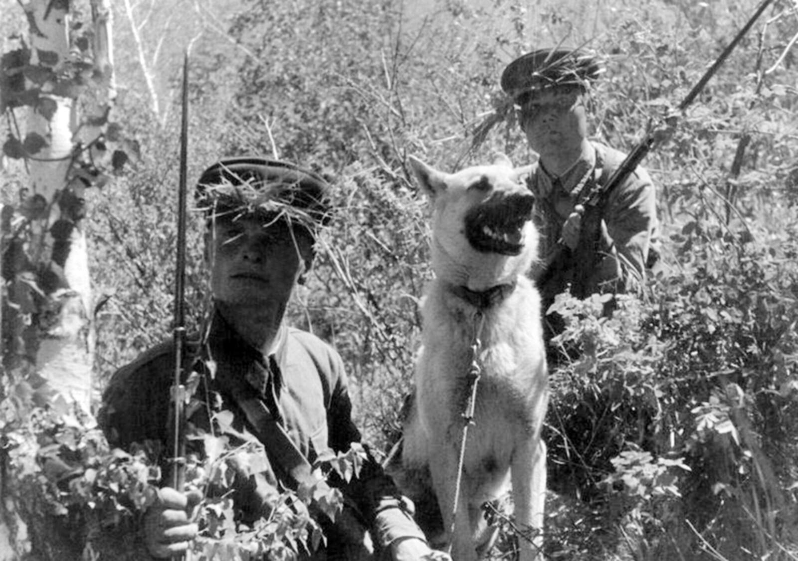 1940. Катон-Карагайский район Восточно-Казахстанской области Казахской ССР. Август  (4)