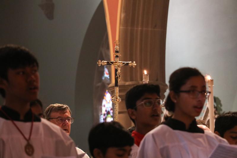 Altar Servers Mass 2018