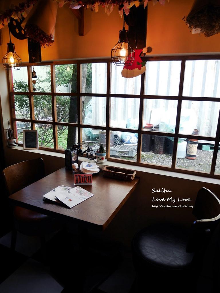 宜蘭羅東餐廳下午茶咖啡廳好吃日式早午餐推薦日暮和風洋食館 (3)