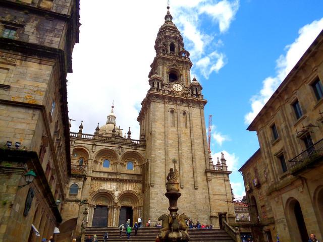 Em Santiago de Compostela, Sony DSC-W830