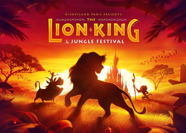 Nouveau : un été rugissant consacré au Roi Lion et au Livre de la Jungle à Disneyland Paris