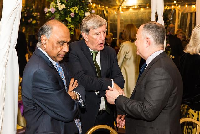 Frank Islam, Ambassador Mulhall