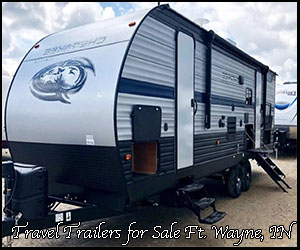 Ft. Wayne Travel Trailers